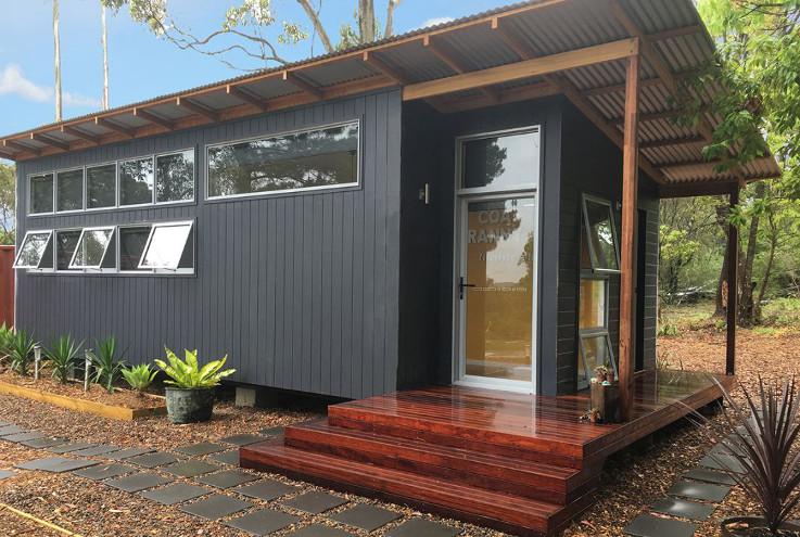 Office Cottage at Somersby - WVA Design
